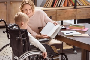 Обучение, воспитание и реабилитация лиц с нарушениями опорно-двигательного