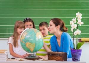 Учитель географии: теория и практика педагогического процесса