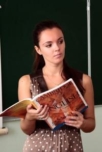Учитель иностранного языка: теория и практика психологического и